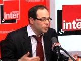 Emmanuel Maurel, Vice-président socialiste du Conseil régional d'Ile de France. Ancien candidat à la direction du PS