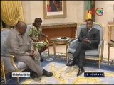 Un envoyé spécial du Président sud-africain chez Denis Sassou N'Guesso