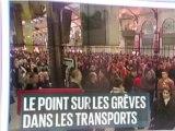 Les grèves à la SNCF et à Air France en moins de 3 minutes