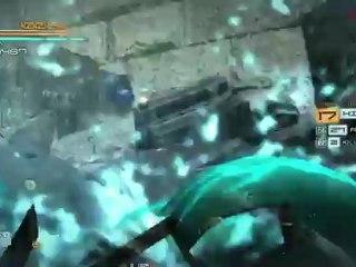 Gameplay 4 de Metal Gear Rising : Revengeance