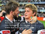 Natal Sharks vs Western Province Currie Cup Final Live Stream 27-10-2012