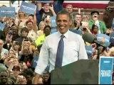 Barack Obama criticises Mitt Romney over trust issues