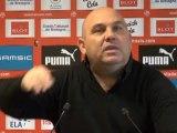 """Rennes - Antonetti: """"Tout n'est pas permis"""""""