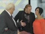 Heath Slater And Vickie Guerrero Confronts Dusty Rhodes