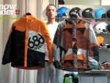Snowleader présente la gamme des vestes de snowboard Junior Manual Iconic/Mix de 686