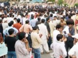 Pakistani doctors protest against government's negligence