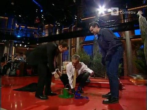Die Harald Schmidt Show vom 20.12.2001