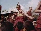 Pratique moine tibétain, musculation de l'attention-concentration, gym mental