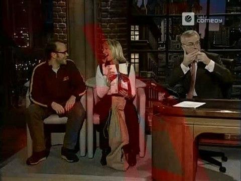 Die Harald Schmidt Show - 1020 - 2001-12-21 - Xenia Seeberg, Jocelyn B. Smith, Liebling des Jahres