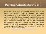 Trojan Win32/Alureon.DY - Delete Trojan Win32/Alureon.DY