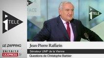 """Débat UMP: """"Fillon c'est le ton Matignon, Copé le ton UMP"""""""