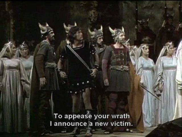 Norma / V. Bellini / Act 2  ''All'ira vostra'', ''Qual cor tradisti''