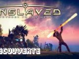 Découverte Enslaved Odyssey to the West (HD)(Xbox360)