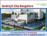 Godrej E City Bangalore 09999620966 Electronic City Apartments