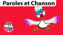 Chanson enfant de Stéphy Le Rap du Poulailler  -Série Chant et Paroles-
