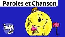 Chanson enfant de Stéphy Swing la Lune -Série Chant et Paroles-