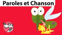 Chanson enfant Petit Moustique,  une chanson de Stéphy -Série Chant et Paroles-