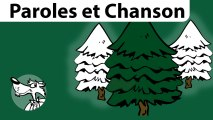 Mon beau sapin, chanson de Noël par Stéphy -Série Chant et Paroles-
