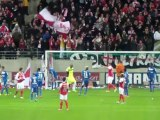 2012  Ligue 1 J10 REIMS TROYES 1-1, le live du Blog,  le 27 octobre 2012