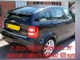 Audi A2, Audi A2, essai video Audi 2