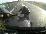 Accident en doublant par la droite