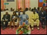Plusieurs populations du Bénin apportent leur réconfort au Président de la République Boni Yayi