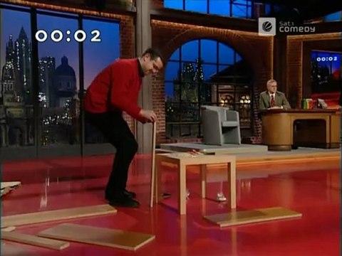 Die Harald Schmidt Show vom 23.01.2002