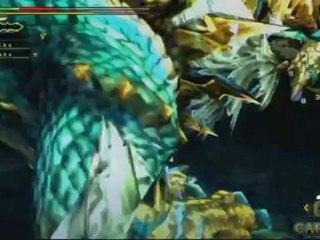30 minutes de gameplay de Monster Hunter 3 Ultimate