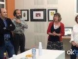 Florensac : Vernissage de l'exposition de Michèle Philippe-Arellano