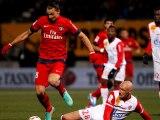 AS Nancy Lorraine (ASNL) - Paris Saint-Germain (PSG) Le résumé du match (10ème journée) - saison 2012/2013