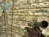 Mw3-montage sniper/acr/ump45/mp7