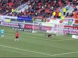Top buts 10ème journée - saison 2012/2013