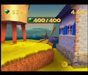 Frapsoluce Spyro 3 : Partie 9 - Jardins de bambou