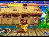 Hyper Street Fighter 2 Anniversary Edition- Dee Jay Playthrough