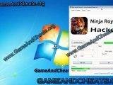 Ninja Royale Hack for iPhone/Android [Koban & Zeny]