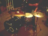 Classic Funk Drums Groove and Jazz Variations