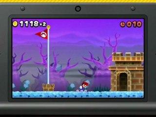 DLC Challenge Pack B de New Super Mario Bros. 2