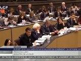 Travaux en séance : Examen en commission élargie du budget 2013 de la mission égalité des territoires, logements et villes