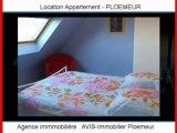 Location Appartement PLOEMEUR 56270 - 40 m2