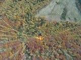 Vol en parapente depuis le Puy-de-Dôme (63) - 25/10/12