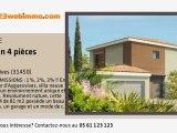 A vendre - maison - Ayguesvives (31450) - 4 pièces - 81m²