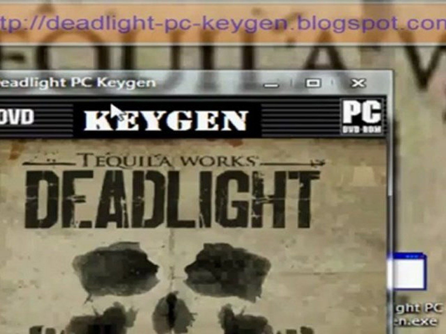 Deadlight PC Keygen ,crack