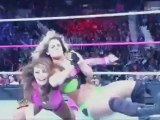 WWE Hell in A Cell 2012  Eve vs Layla vs Kaitlyn (Divas Championship) - Highlights.