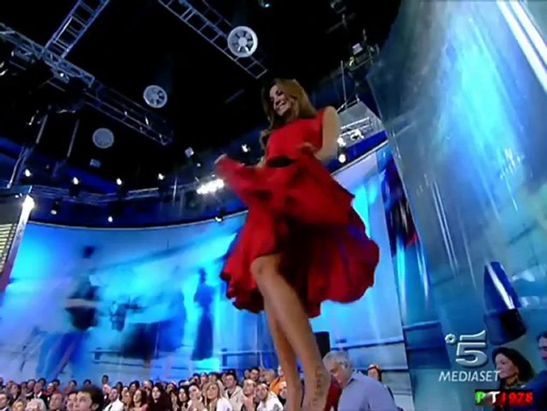 Rosaria Cannavo Calendario.Rosaria Cannavo Marilyn Donna In Rosso