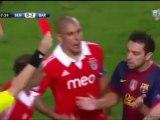 Benfica Lizbona - FC Barcelona 0:2 (2.10.2012) Liga Mistrzów - faza grupowa: 2. kolejka
