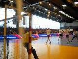 Paris-Saint-Germain - Nantes Handball, 28 octobre 2012, Hall Carpentier