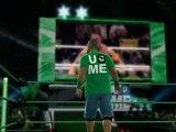 John Cena Entrée WWE 13 avec THE CHAMP IS HERE + NEVER GIVE UP (Version alternative - Mixage par Lt-Rico)