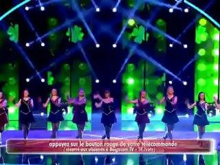 La danse irlandaise des Celtic Clover - Demi-finale