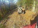 2012-10-28 , rando 9 quads, 2 motos