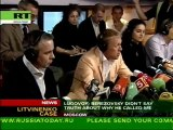 Lugovoy and Kovtun deny involvement in Litvinenko murder
